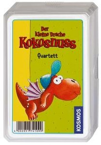 Der kleine Drache Kokosnuss Quartett