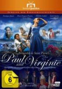 Paul und Virginie - Die komplette Abenteuerserie