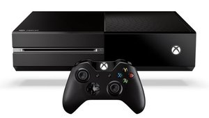Xbox One Konsole - 500 GB inkl. Assassins Creed 4-Black Flag & A