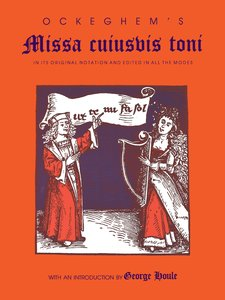 Ockeghem S Missa Cuiusvis Toni