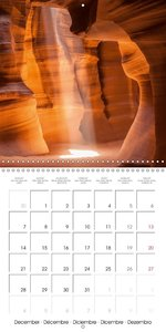 Antelope Canyon - Fascinating Views (Wall Calendar 2015 300 × 30