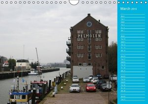 Vlaardingen Old and New Beauty (Wall Calendar 2015 DIN A4 Landsc