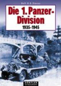Die 1. Panzerdivision 1935-1945