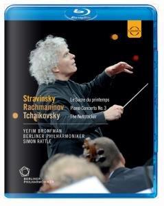 Stravinsky/Rachmaninov/Tchaikovsky