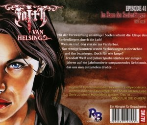 Faith - The Van Helsing Chronicles 41. Im Bann des Seelenfängers