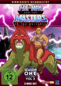 He-Man and the Masters of the Universe - Season 1.2: Folge 34-65