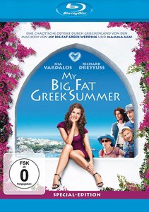 My Big Fat Greek Summer-SE (BD)