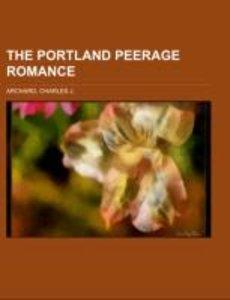The Portland Peerage Romance