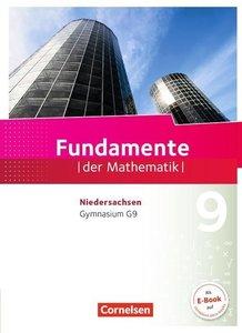 Fundamente der Mathematik 9. Schuljahr - Gymnasium Niedersachsen