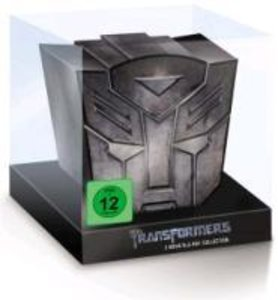 Transformers 1-3/Limited Autobot Blu-ray Collection