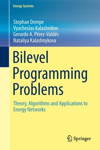 Bilevel Programming Problems
