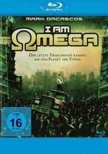I am Omega (Blu-ray)