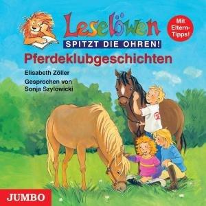 Leselöwen: Pferdeklubgeschichten