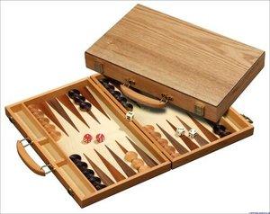 Philos 1110 - Kreta, medium, Backgammon