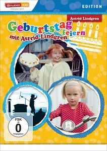 Geburtstag feiern mit Astrid Lindgren