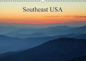 Southeast USA (Wall Calendar 2016 DIN A3 Landscape)