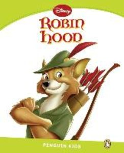 Penguin Kids Level 4. Robin Hood