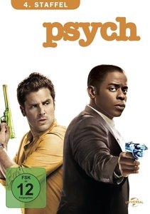 Psych Season 4