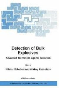 Detection of Bulk Explosives Advanced Techniques against Terrori