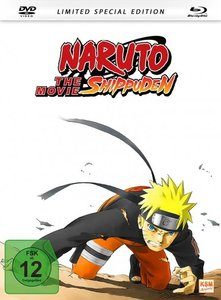 Naruto Shippuden - The Movie. Special Edition