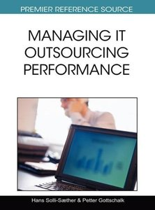 Managing It Outsourcing Performance