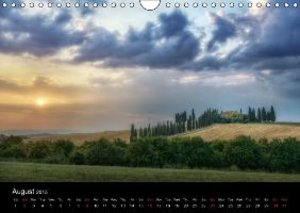 Magical Tuscany and Liguria (Wall Calendar 2015 DIN A4 Landscape