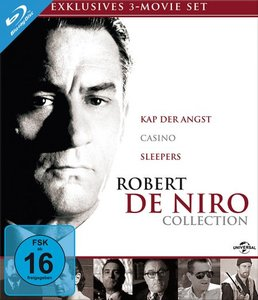 Actors Box: Robert De Niro
