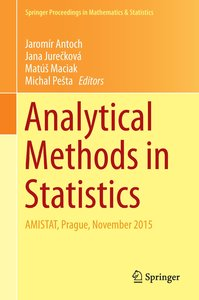 Analytical Methods in Statistics