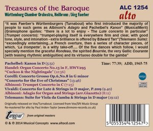 Treasures of the Baroque
