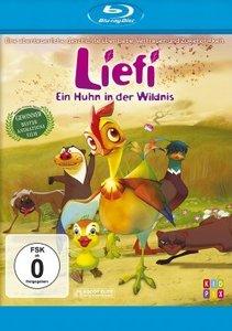 Liefi-Ein Huhn in der Wildnis-Blu-ray Disc