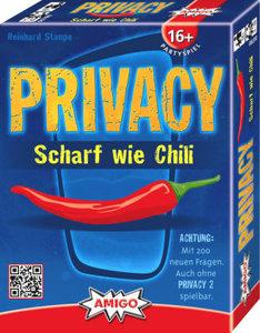 Privacy - Scharf wie Chili