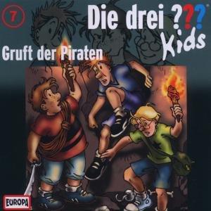 Die Drei ??? Kids 07: Gruft der Piraten (Fragezeichen)
