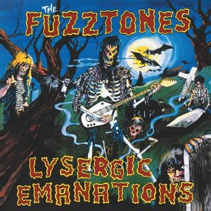 Lysergic Emanations (US Cover)
