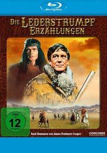 TV-Vierteiler-Die Lederstrumpf Erzählu (Blu-ray)