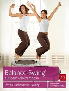 Balance Swing (TM) auf dem Mini-Trampolin