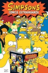 Simpsons Comic / Extravaganza