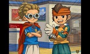 3DS Inazuma Eleven Bomb