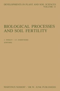 Biological Processes and Soil Fertility