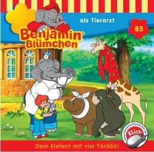 Benjamin Blümchen 085 als Tierarzt. CD