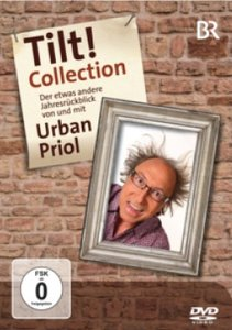 Tilt ! Collection 4 DVD Box - Urban Priol