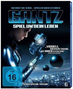 Gantz - Spiel um dein Leben, 2 Blu-rays (Special Edition)