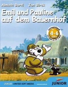 EMIL UND PAULINE AUF DEM BAUER