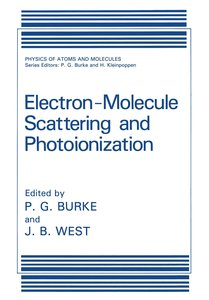 Electron-Molecule Scattering and Photoionization