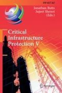Critical Infrastructure Protection V