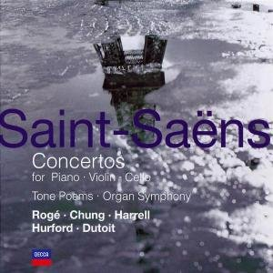 Sinfonie 3/Konzerte/Tone Poems