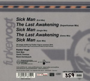 Sick Man (Limited Edition)