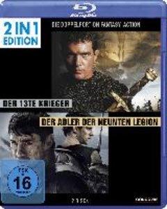2in1 Edition: Der 13. Krieger & Adler der neunten Legion