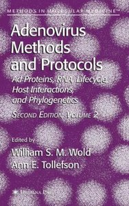Adenovirus Methods and Protocols 2