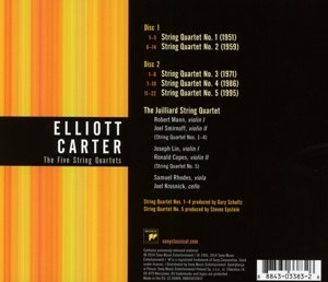 The Five String Quartets