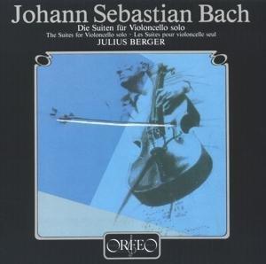 Die Suiten f.Violoncello Solo BWV 1007-1012